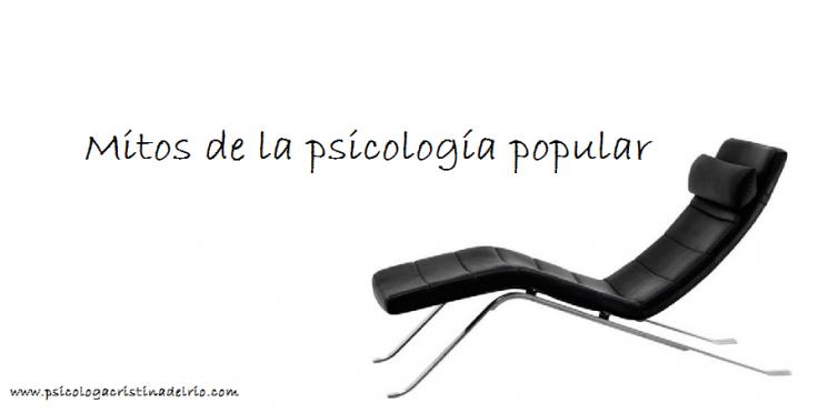 mitos psicologia